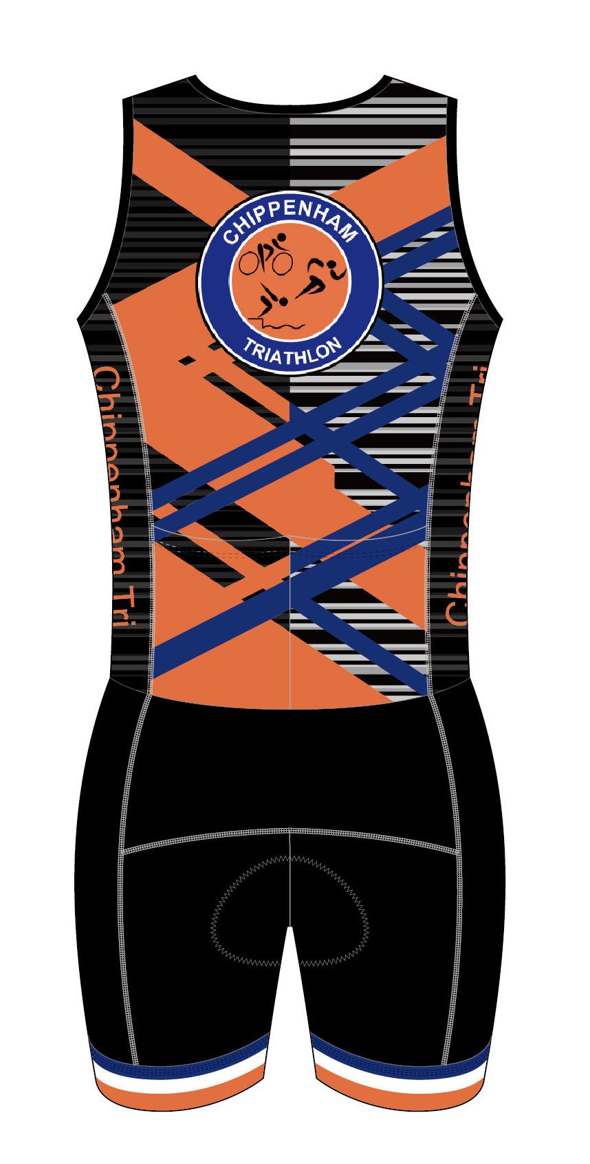 Trisuit - Back