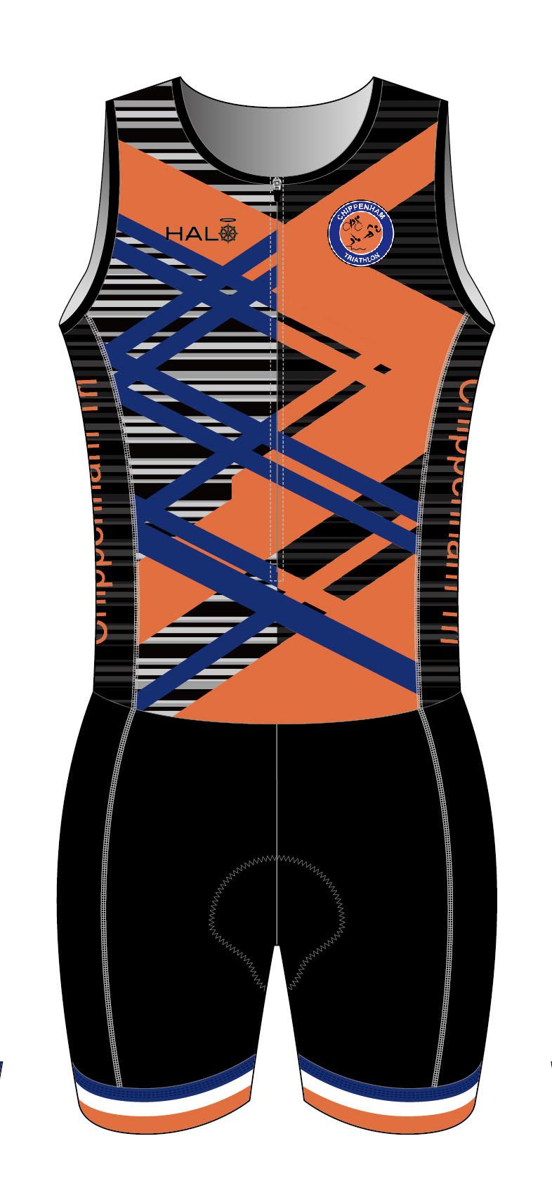 Trisuit - Front